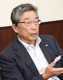 田中組合長