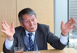 畠山勝一・JA秋田しんせい代表理事組合長