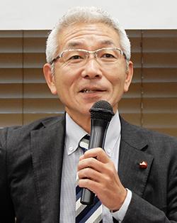 宗 欣孝 JA福岡市代表理事専務