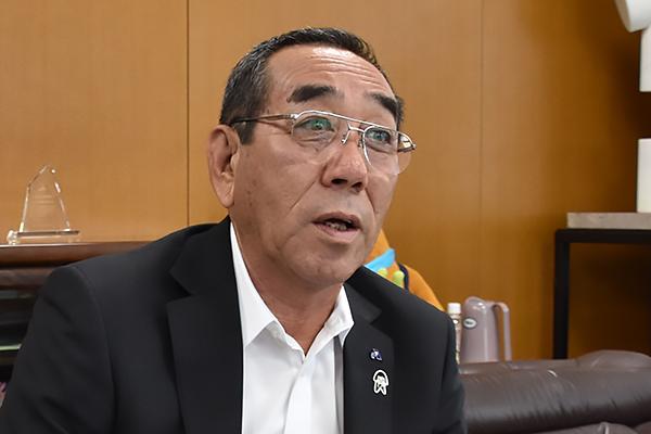 前田隆代・JAあいち知多代表理事組合長
