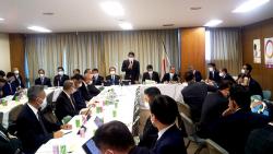 10月27日の自民党農業基本政策検討委員会