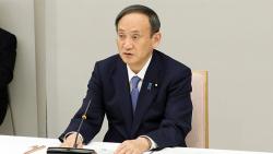 発言する菅総理のサムネイル画像