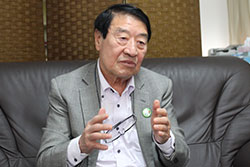山田正彦 元農林水産大臣