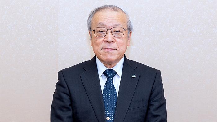 花輪公雄・山形大学理事・副学長