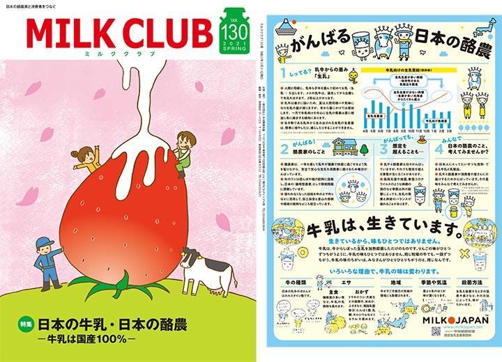 「ミルククラブ」