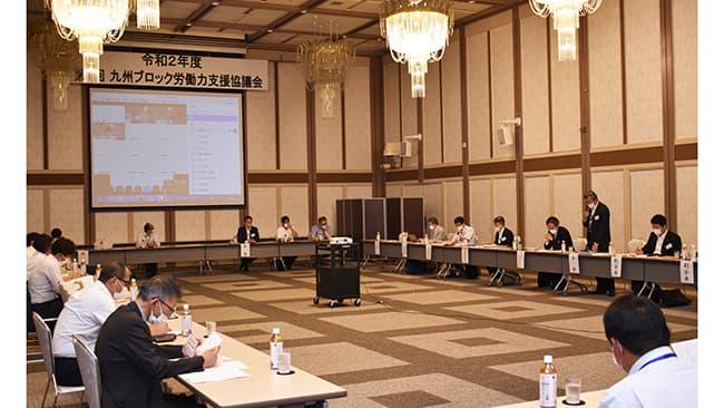 今年度初の労働力支援協議会を九州で開催、各県の取り組み報告ーJA全農