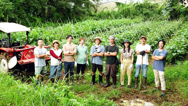 農家と消費者をつなぐ新しい農業「ニュー農マル」鎌倉で始動