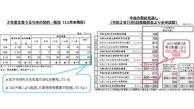 水田フル活用 米の輸出拡大を強化-JAグループ
