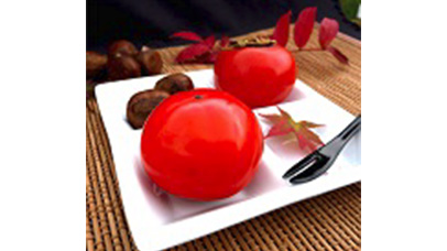 「甲子柿」と「ルックガン ライチ」がGI取得 農水省