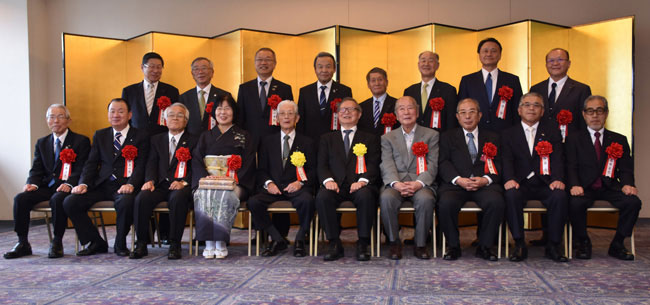 第41回農協人文化賞 受賞式