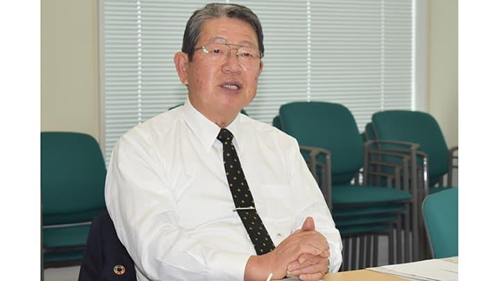 海洋放出決定「極めて遺憾」-菅野孝志JA福島五連会長