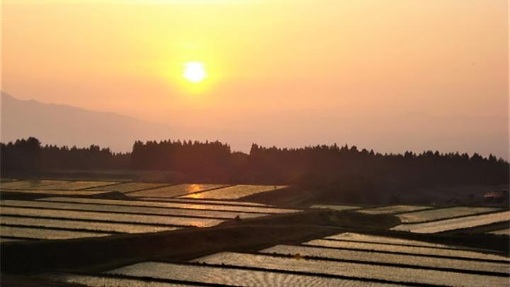 「やまがたの棚田スタンプラリー」デジタル開催 17日から 山形県