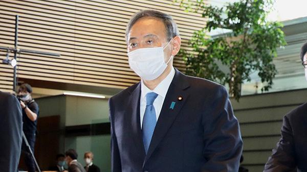 菅首相 出典:首相官邸ホームページ