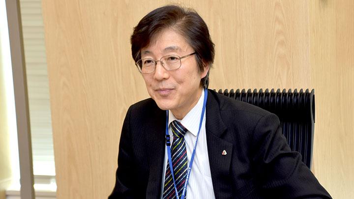 久保田治己(株)全農ビジネスサポート代表取締役社長