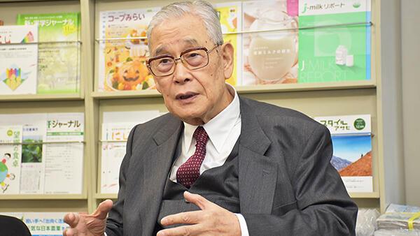 森田実・政治評論家