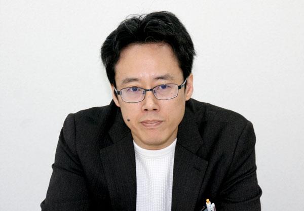 白井聡 京都精華大学人文学部専任講師