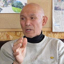 ふくしま再生の会副理事長・菅野 宗夫さん