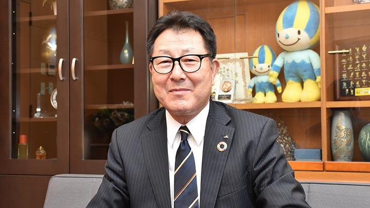 櫻井宏組合長