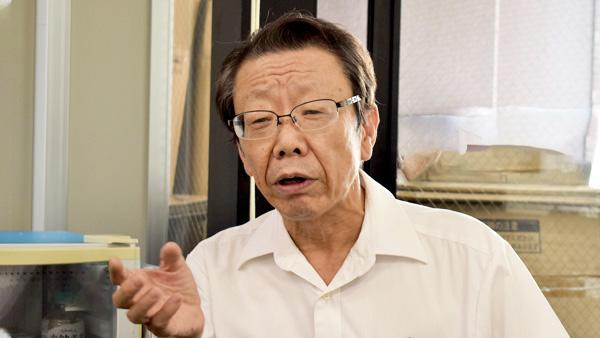 加藤好一(一社)市民セクター政策機構理事長