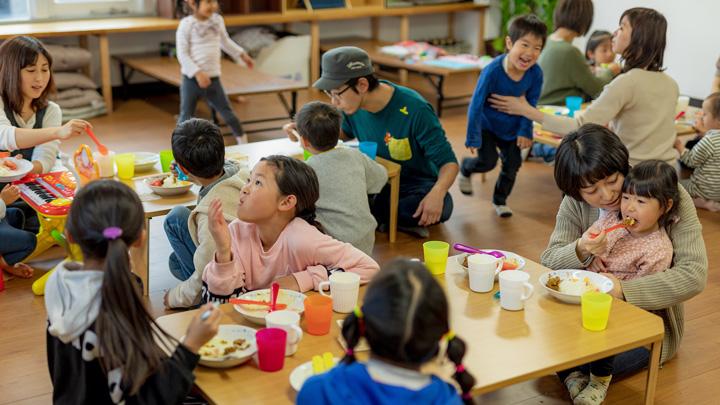 【許すな命の格差 子ども食堂の現場から】多世代がつながる地域づくりの場-最新調査結果から