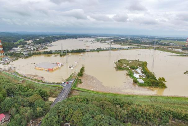 台風 19 号 2019 被害