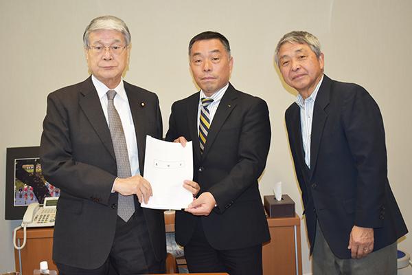 「自家増殖」で要請 現場に合わない種苗法改正 日本の種子を守る会