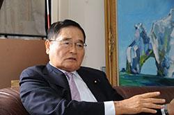 亀井静香衆議院議員