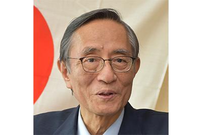 細田博之・衆議院議員自民党憲法改正推進本部長