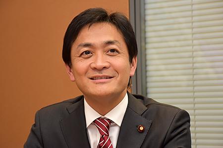 希望の党代表 玉木雄一郎衆議院議員