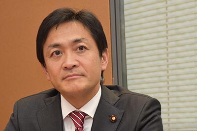 国民民主党・玉木雄一郎代表