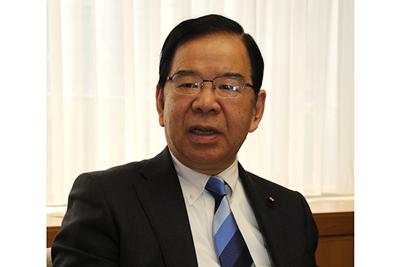 日本共産党・志位和夫委員長