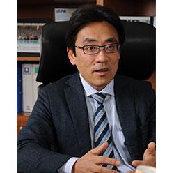 篠原聡明 シンジェンタジャパン(株) 代表取締役社長