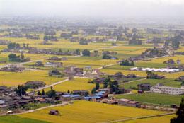 次世代へ美しい農村を残すことができるのか(富山県入善町の風景)