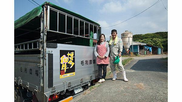 福岡県のブランド牛「博多和牛」畜産農家応援プロジェクト発足
