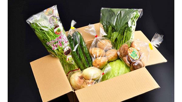 仙台牛セットや野菜セットを専用サイトで販売ー宮城県