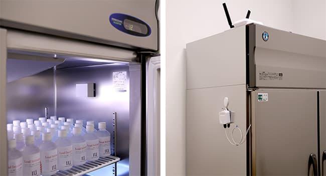 自動温度管理可能なIoTソリューションを食品関連向けに提供ーIIJ