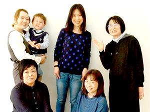 開発に協力したパルシステム福島組合員のメンバー