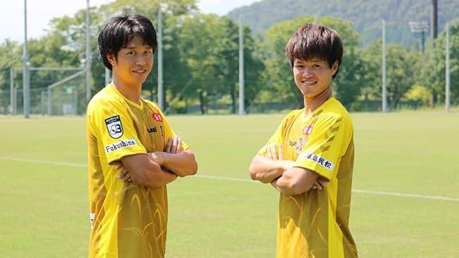 「ふくしまの米」PRのユニフォーム発表 福島ユナイテッドFC