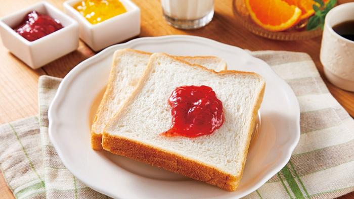 組合員の声に応えて開発に2年 国産小麦の食パンを発売 パルシステム