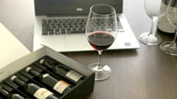 「オンラインZOOMワイン会」