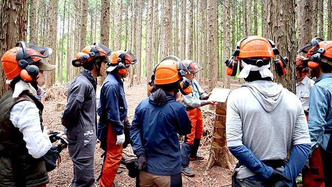 伊那市で森の価値を再発見する官民連携の実践型スクール開校