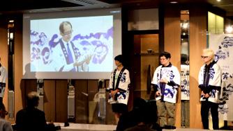 福島県の新ブランド米「福、笑い」プレデビューイベント開催