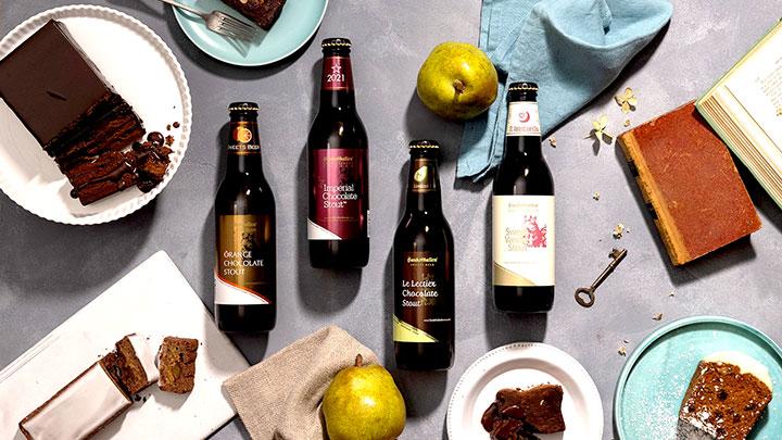 2021年限定フレーバーは「ル レクチェ」チョコビール4種を数量限定発売