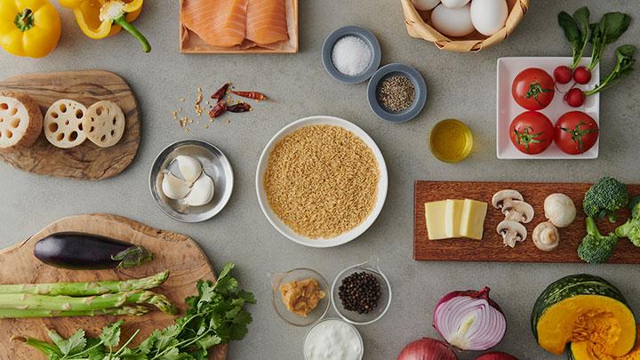 フジッコが主食革命 米のように食べられる「ダイズライス」開発