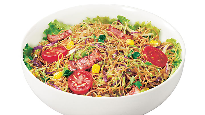 「野菜宣言サラダ麺」チキン風味とチョレギ風味を新発売 マルタイ