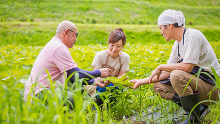 広島で農業・林業を職業に 就農応援フェア オンラインで開催