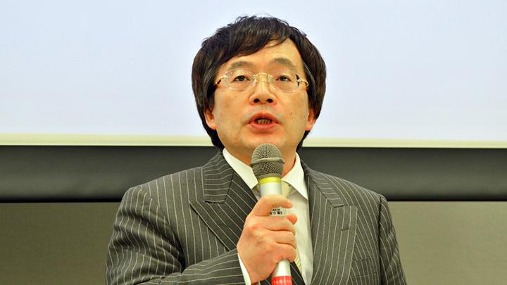東京大学農学部教授の鈴木宣弘氏