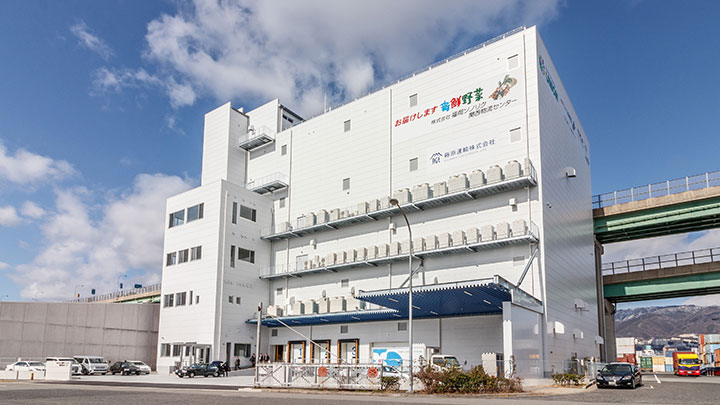 農産物物流・加工の一体型拠点「神戸センター」新設 農総研×福岡ソノリク