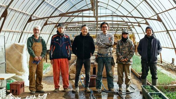 青梅「Ome Farm」のメンバー