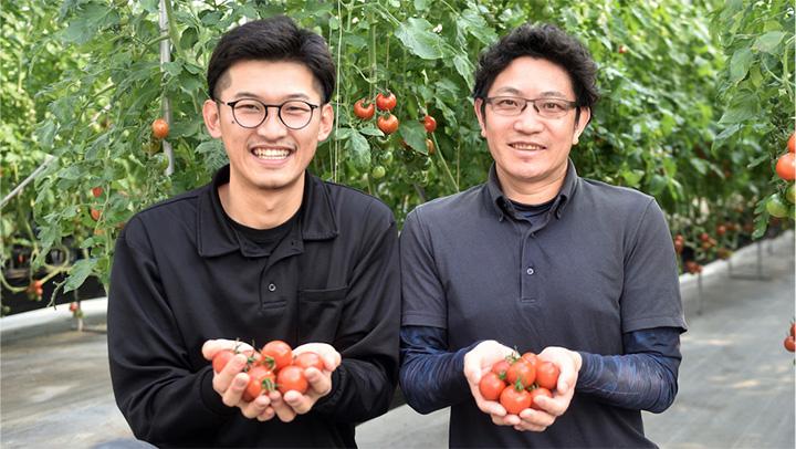 若手就農者を独立まで完全支援 初の新規就農者が誕生 Happy Quality